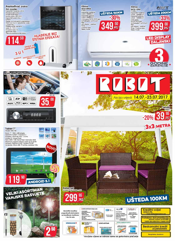 Robot katalog - 23.07.2017.