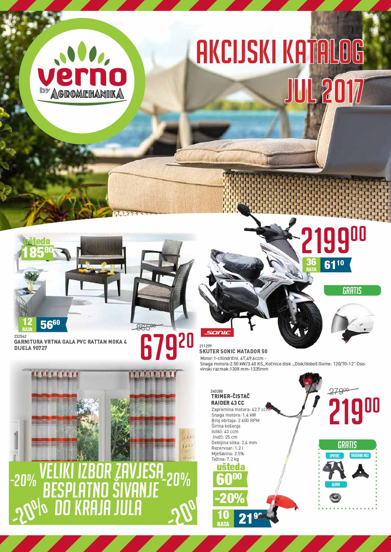 Verno katalog - 31.07.2017.