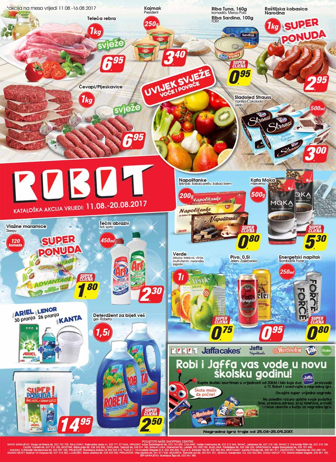 Robot katalog - 20.08.2017.