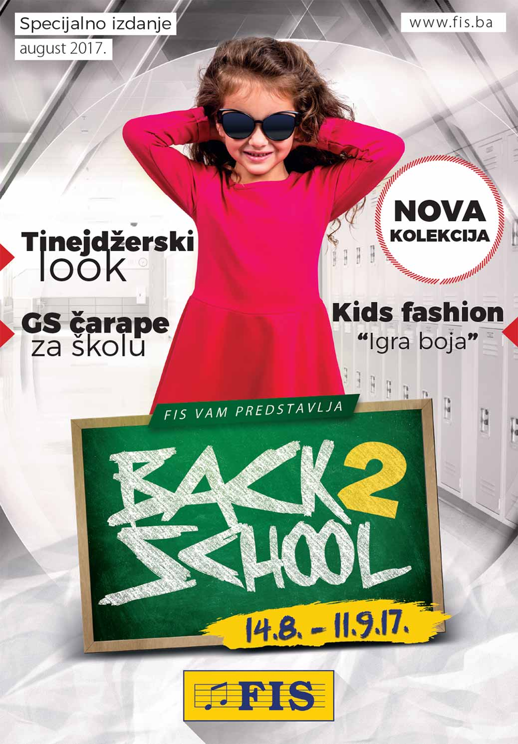 Fis katalog Back to school 2 - 11.09.2017.