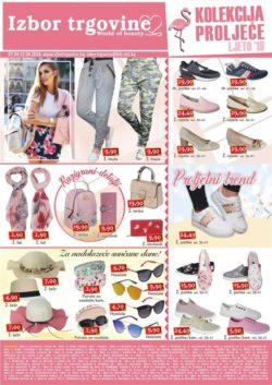 Izbor trgovine katalog