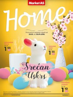 Market AS Home katalog