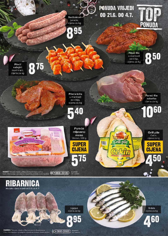Mercator prehrana