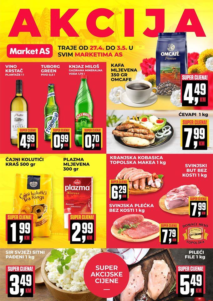 Market AS